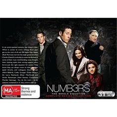 Numbers - The Complete Series