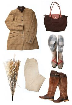 horse show outfit