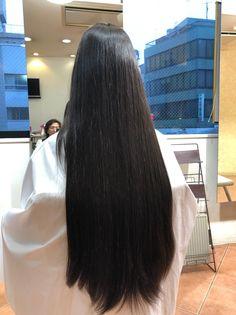 Medium Long Hair, Long Brown Hair, Super Long Hair, Long Layered Hair, Long Hair Cuts, Long Hair Styles, Black Hair, Indian Long Hair Braid, Braids For Long Hair
