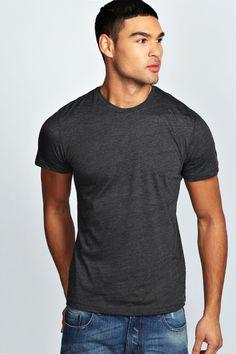 Basic Crew Neck T Shirt