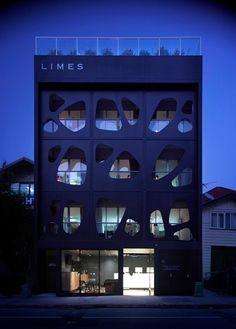 Limes Boutique Hotel_bold, cutout facade