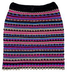 fa6e5d1b0 Las 1119 mejores imágenes de faldas crochet ll en 2019 | Faldas de ...