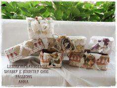 lecosemeravigliose Shabby e country chic passions: Shabby chic style,scatole vintage e brocante
