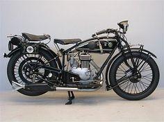 D Rad 1924 R / 04 500 cc 1 cyl sv