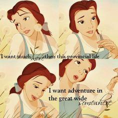 I feel ya, Belle.