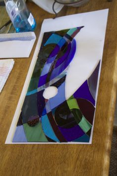 Progress Water Lighting, Stained Glass, Coasters, Coaster, Stained Glass Panels, Leaded Glass, Fused Glass