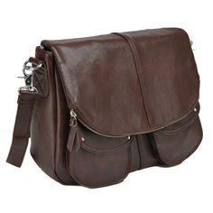 Its a camera bag so it looks great AND is safe for all the gadgets I carry