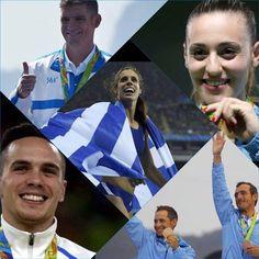 Τα μετάλλια της τιμής, απάντηση στα δημοσιεύματα της οργής… Rio 2016, Olympics, Greece, Congratulations, Country, Fictional Characters, Macedonia, Twitter, Fashion