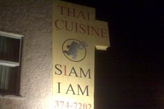 HA! In the mood for Thai? #puns #funny #words #English