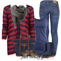 casual style for woman , Casual styles for college girls http://www.justtrendygirls.com/casual-styles-for-college-girls/