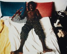 firsttimeuser: Miles Davis, ca. 1980 by Arnaud Baumann this is absolutely amazing, might be my favorite portrait of him