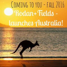 Where would you be today if you had teamed up with the doctors who created ProActiv many years ago. Now the same doctors are giving you the opportunity to team up with them in Rodan + Fields as they expand globally - USA, Canada and now Australia in Fall 2016! If you are struggling to make ends meet or not getting ahead in life this is your chance! Message me for information on how you this business can help you get time and financial freedom! indra.arman@gmail.com