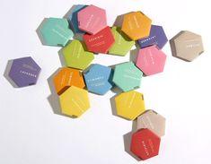 colorful tea packaging - individual bags...
