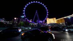 Das Riesenrad in Las Vegas