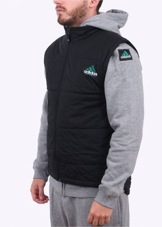 Adidas Originals Apparel EQT Vest - Black