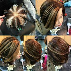 Die 33 besten Bilder von Stähnentechnik   Gorgeous hair, Hair ...