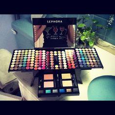 Mi Sephora Make up kit