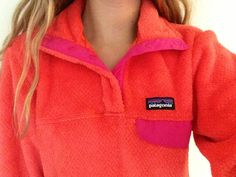 "themonogrammedmermaid: ""Love this color Patagonia. """