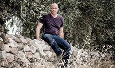 Yanis Varoufakis at home on the Greek island of Aegina.