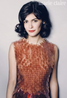 audrey tautou - french actress