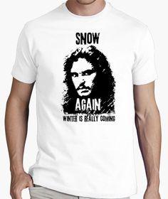 T-shirt Snow Again