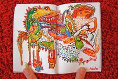 Art & illustration by Axtor  www.axtorworld.com