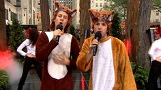 'What Does the Fox Say?' Ylvis answer ultimate question on TODAY