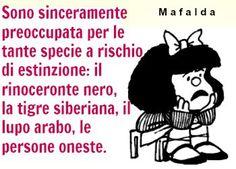 la grande filosofia di Mafalda. | RidiXD