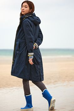 Janelle Coat  #SeasaltComfortAndJoy