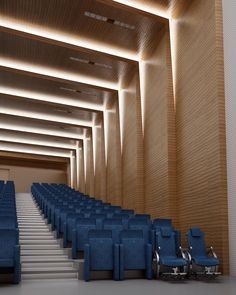 Auditorium Finishes?
