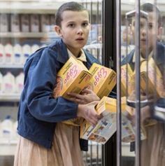 Eleven, Stranger Things