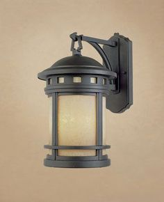 Designers Fountain ES2381 Single Light Down Lighting Energy Star Outdoor Wall Sconce from the Sedona Collection - LightingDirect.com