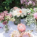 How to Create An Amazing Floral Centerpiece - Style Me Pretty Living