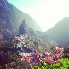 Vistas desde Masca Tenerife