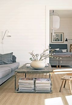 Stil Inspiration - Page 5 of 192 - Home Design Decor, House Design, Home Decor, Living Spaces, Living Room, Timber House, Scandinavian Home, Decorating Blogs, Apartment Design