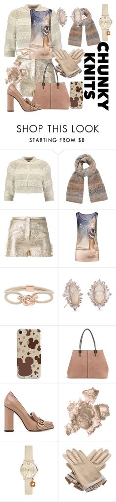 """""""Beautiful autumn 🍂"""" by subvilli ❤ liked on Polyvore featuring Brunello Cucinelli, John Lewis, Gianluca Capannolo, Disney, Witchery, Kendra Scott, MKF Collection, Gucci, By Terry and Orla Kiely"""