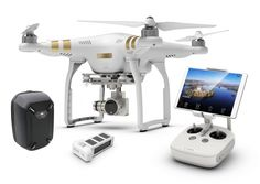 Location Drone 4k dji phantom 3 professionnel + 2 batteries + sac à dos + carte 16 go Toulouse (31000)