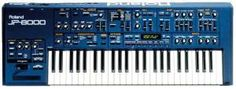 1996: JP-8000 Roland Synth