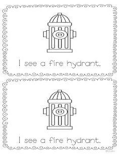 Miss Kindergarten: Fire Safety Week