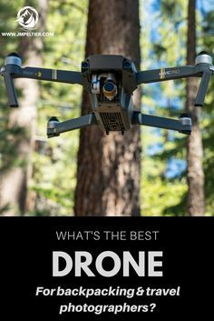 Packing light? But still want to get some awesome aerials of your journey? Why is this the best drone for backpacking & travel photography?
