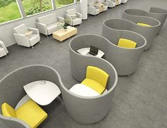 Curves on a study carrel? Of course! Learn why Pod solves your students' individual study needs and how it can create havens of creativity for all users! http://www.agati.com/pod-workstation/