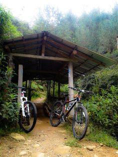 Mountain bike! #bicycles #bikes #mountainbike #trocha