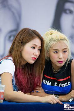 Soyou and Bora