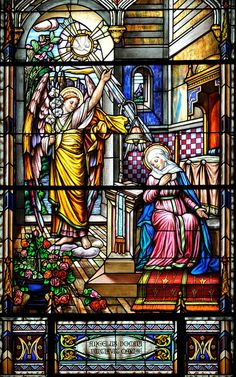 Annunciation, Notre Dame Cathedral, Ottawa