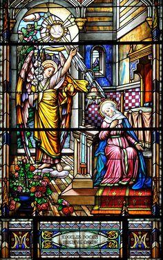 Annunciation by maxkolbemedia, via Flickr