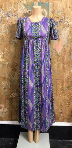 Condition is Pre-Owned. There are a few marks on the dress due to being worn. Vintage Clothing, Vintage Outfits, Shoulder Dress, Casual, Clothes, Ebay, Dresses, Fashion, Tall Clothing