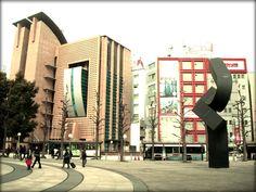 Ikebukuro West Gate Park, Tokyo Gate, Travelling, Tokyo, Street View, Journey, Adventure, Future, Places, Future Tense
