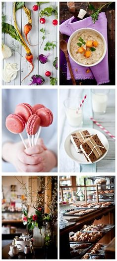 Inspiring food photography. Something I'd like to try!