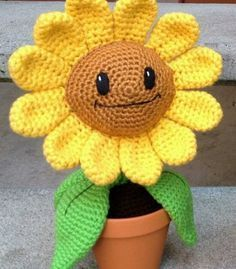 So adorable! I love sunflowers.