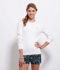 Cotton Coral Lane Sweater